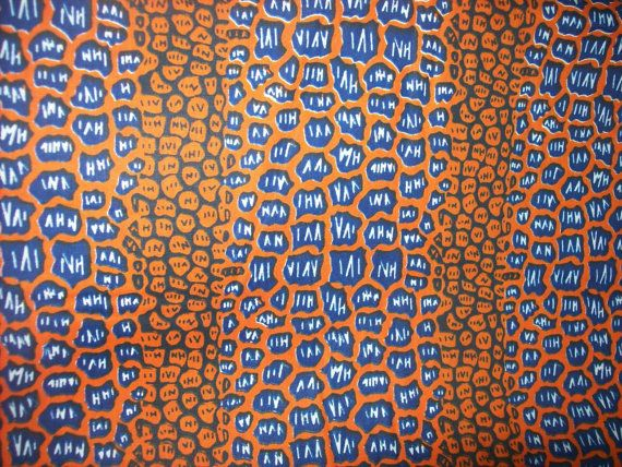Dutch wax print