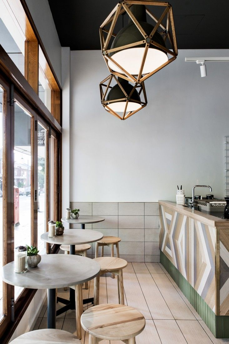 Campos Coffee in Sydney, Style Files   Remodelista