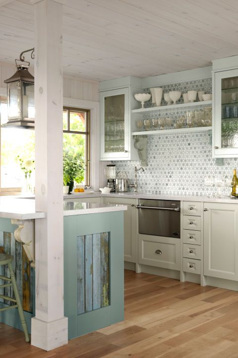 Backsplash Tile Is An Easy Way To Add Color Pattern And Texture Your Kitchen