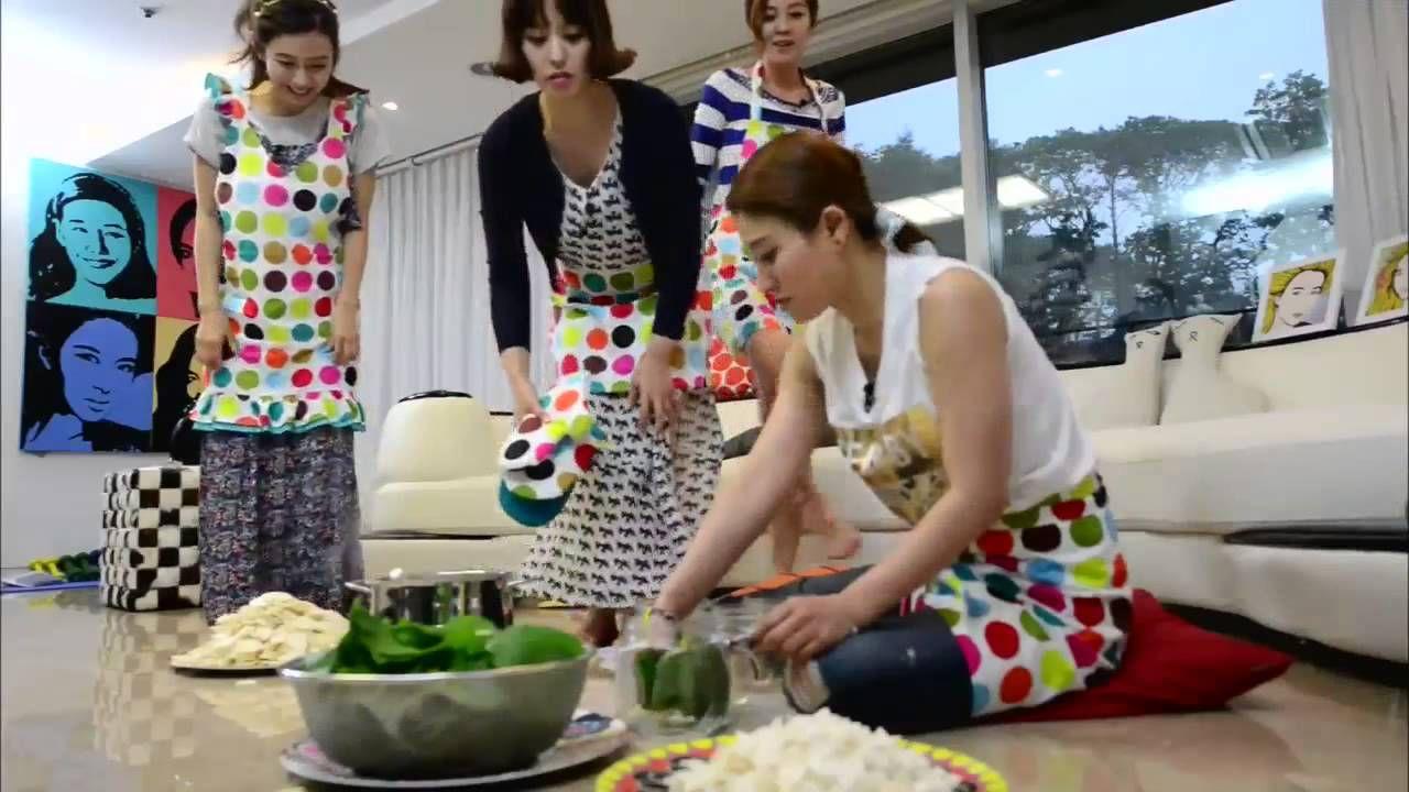 미모원정대 Ep.03 그녀들의 꿈은 현모양처?! hwangbo