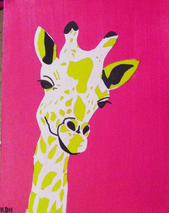 one of mine... Stencil on canvas 2011