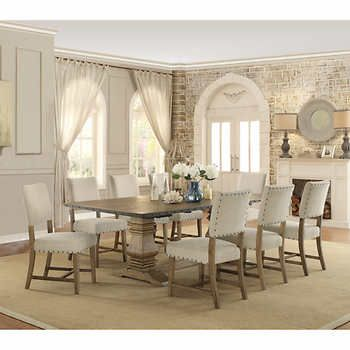 Granada Ii 9Piece Dining Set  Costco  Pinterest  Products Endearing Dining Room Sets Winnipeg 2018