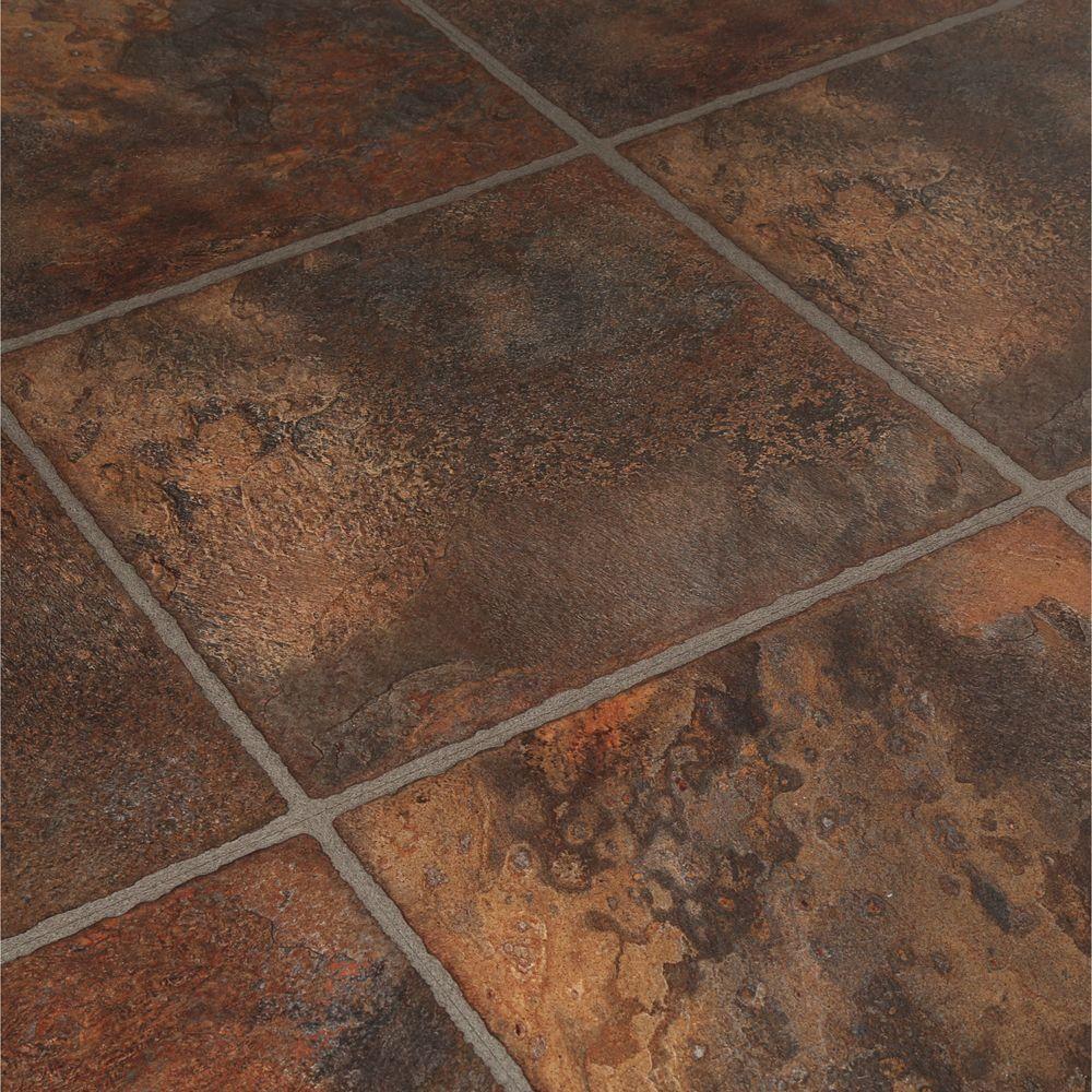 Trafficmaster allure 12 in x 36 in sierra resilient vinyl tile trafficmaster allure 12 in x 36 in sierra resilient vinyl tile flooring 24 doublecrazyfo Images
