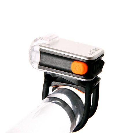 MJ-622 Bike Light Combo Set // Front + Rear