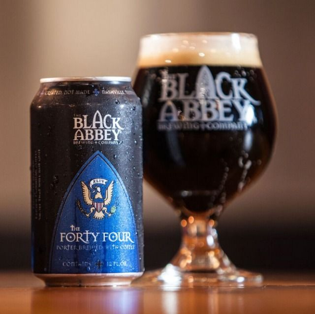 Black Abbey Brewing Co S The Forty Four Porter Brew The Beer
