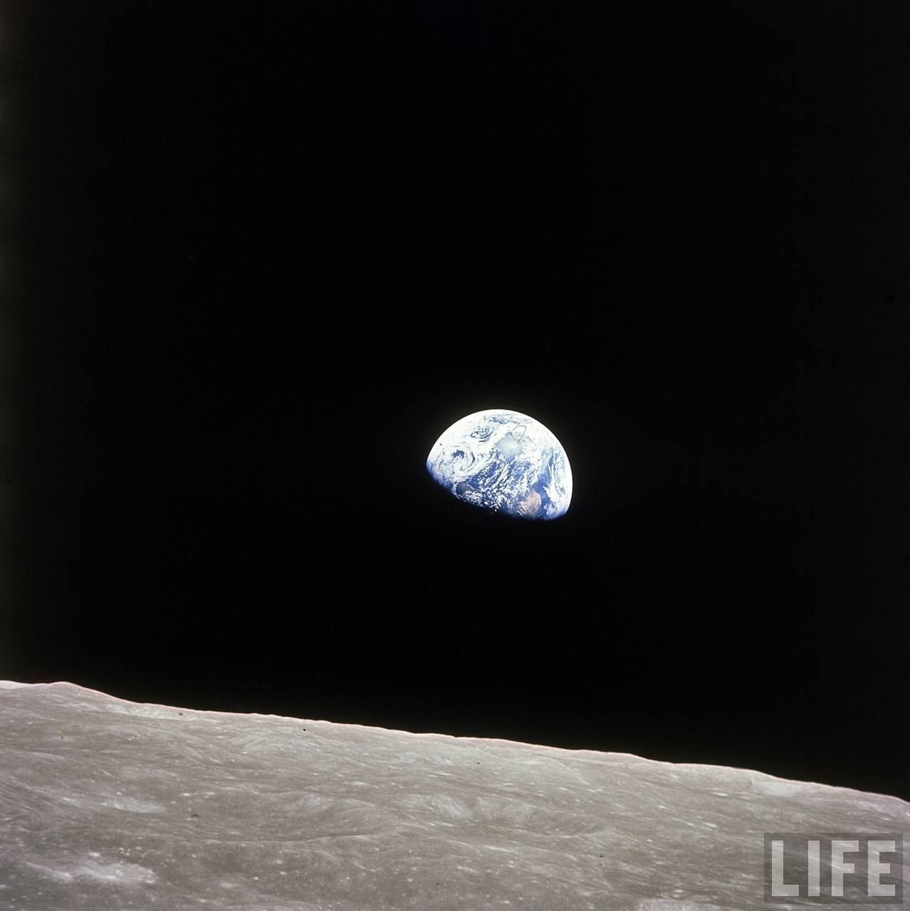 earth from moon apollo - photo #14