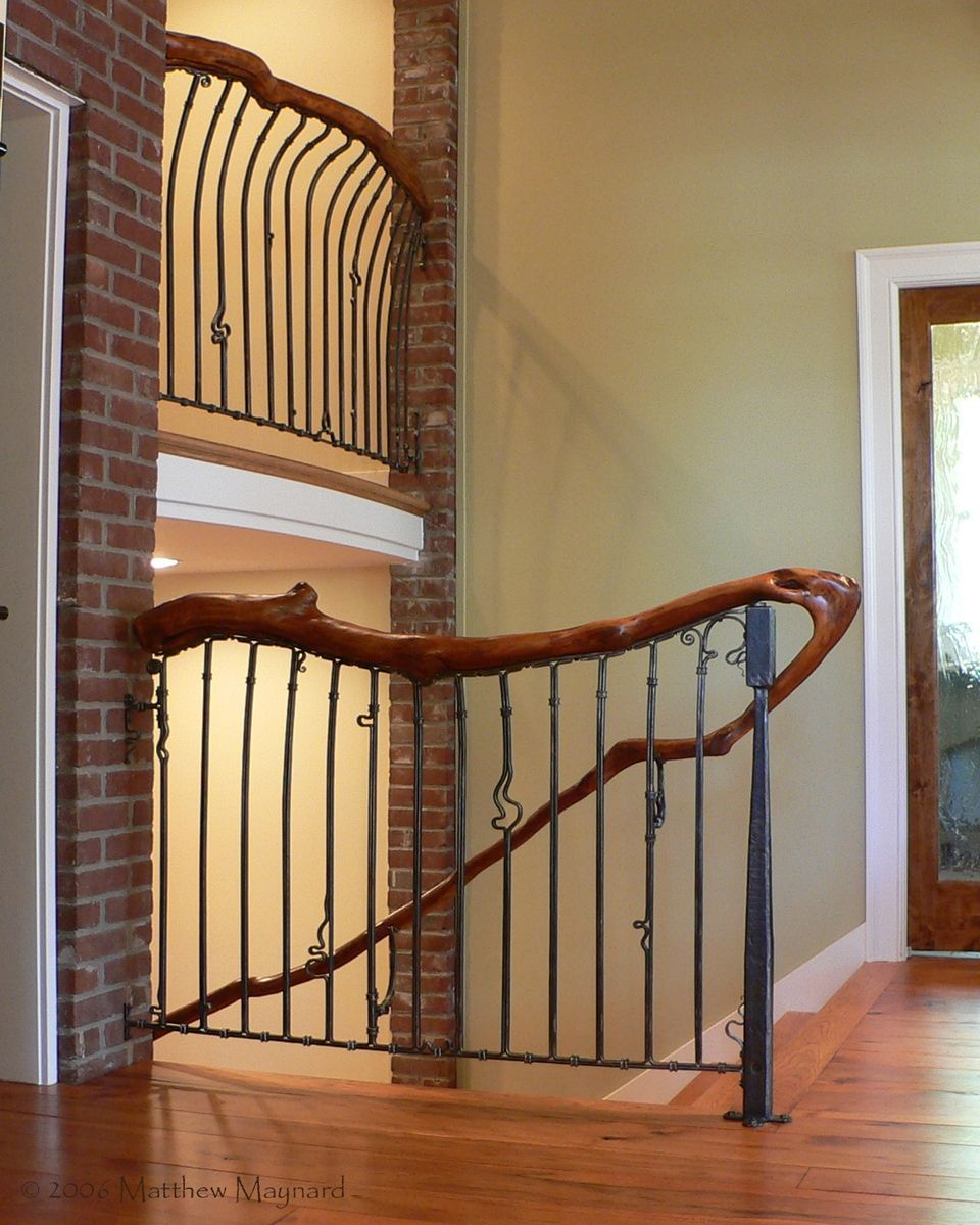 Best Custom Made Tree House Railing Metal Stair Railing Railing Tree House 400 x 300