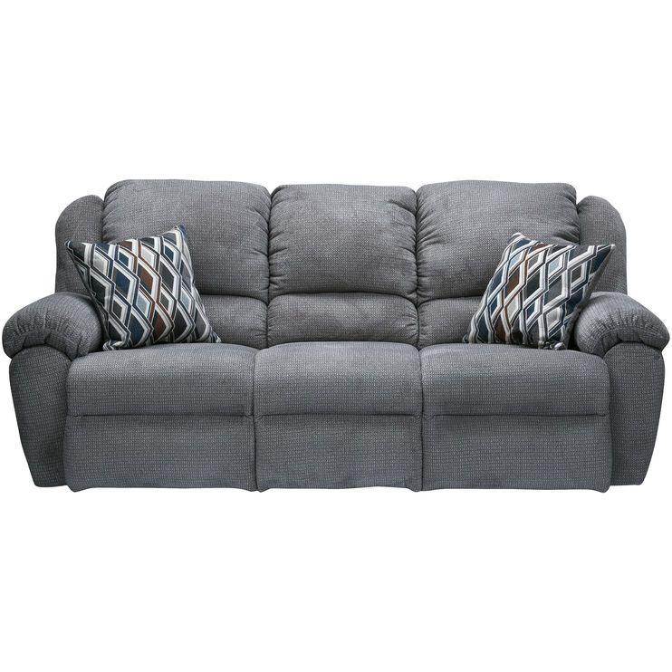 Burnaby Gray Reclining Sofa Reclining Sofa Sofa Images