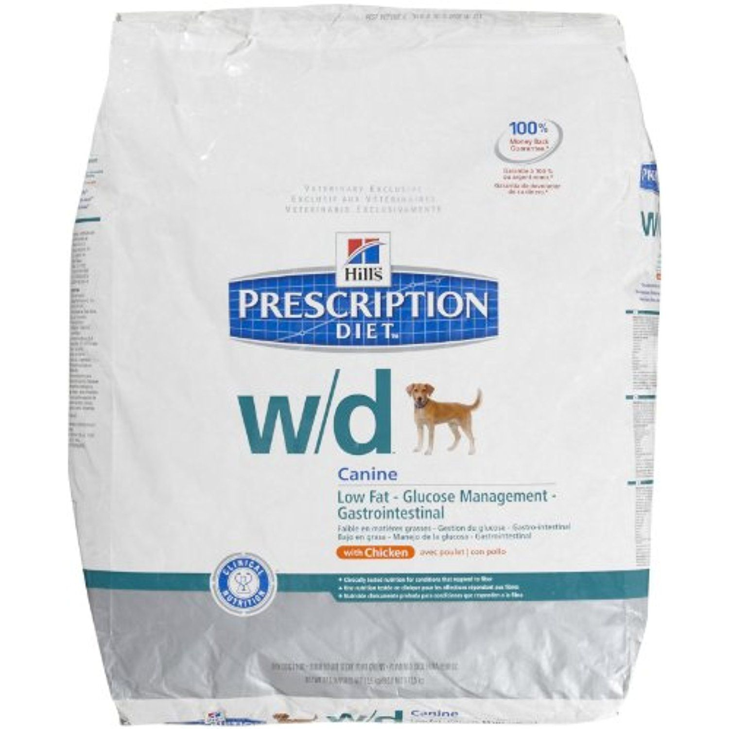 Hill S Prescription Diet W D Canine Digestive Weight Glucose Management Chicken 12x13oz Click On T Hills Prescription Diet Wet Dog Food Canned Dog Food