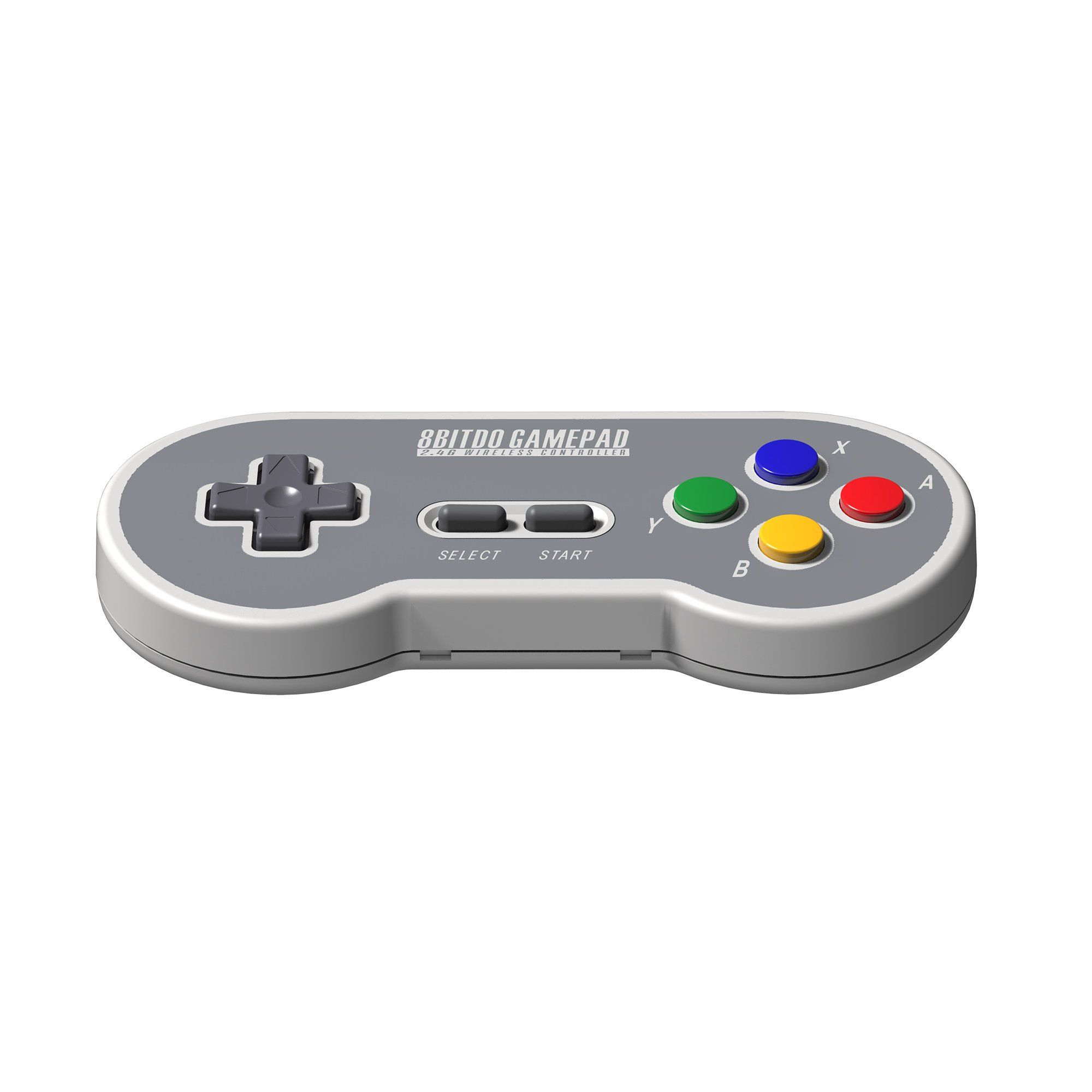 8Bitdo SF30 2 4G Wireless Controller for SFC Classic Edition