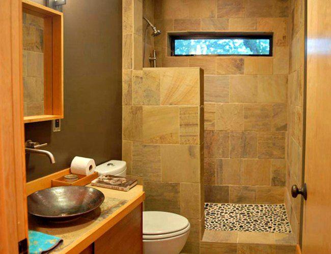 baños rusticos modernos pequeños con ducha - Cerca amb Google ...