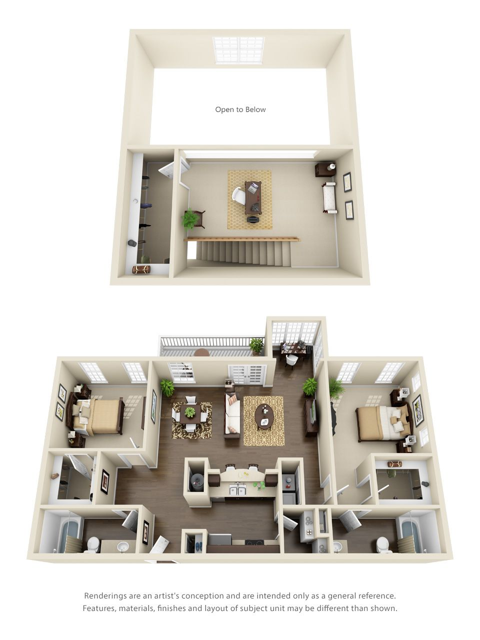 Luxury One Two Three Bedroom Apartments In Suwanee Ga House Layout Plans Sims House Design Apartment Floor Plans