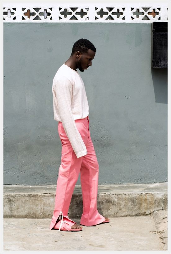 Nigeria's Menswear Label Tzar Presents '1760' Spring Summer 2016 collection - Primavera Verano #Menswear #Trends #Tendencias #Moda Hombre