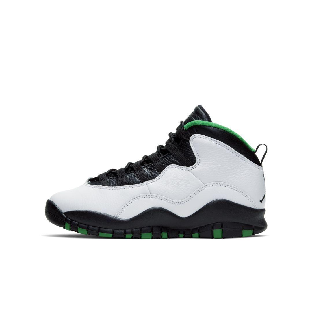Air Jordan Retro 10 Big Kids' Shoe (White) | Air jordans