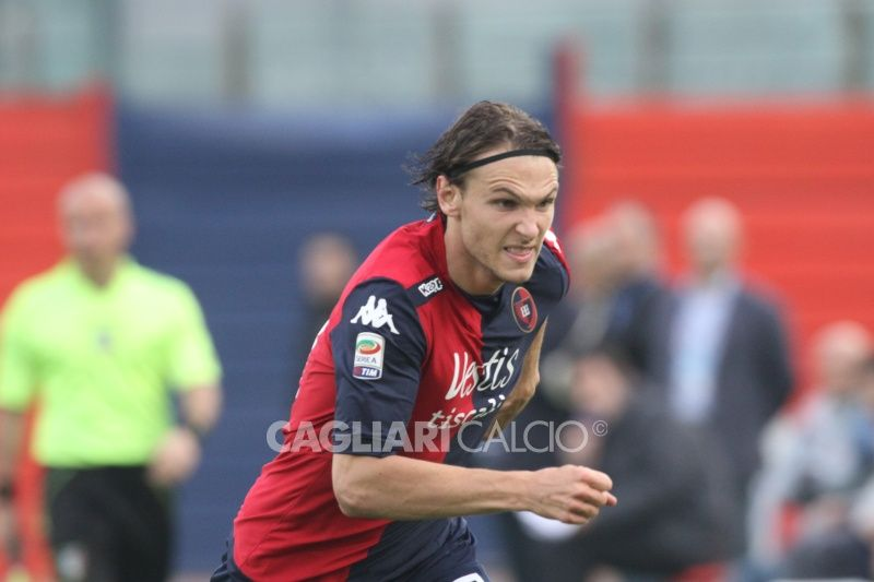 Cagliari Calcio - #Ekdal