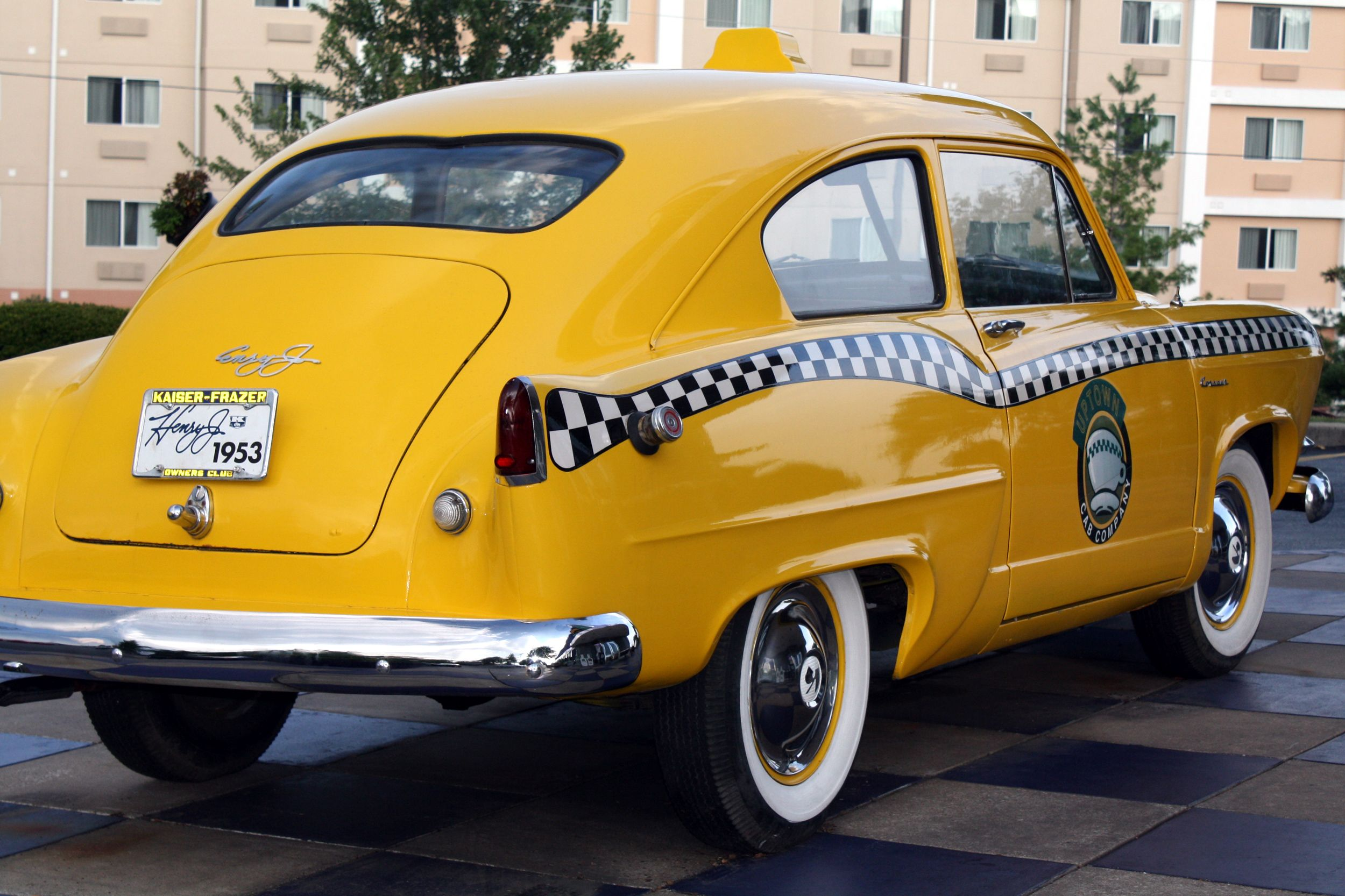 1953 Taxi Yellow Gold As In Chardonnay Pinterest Cars And
