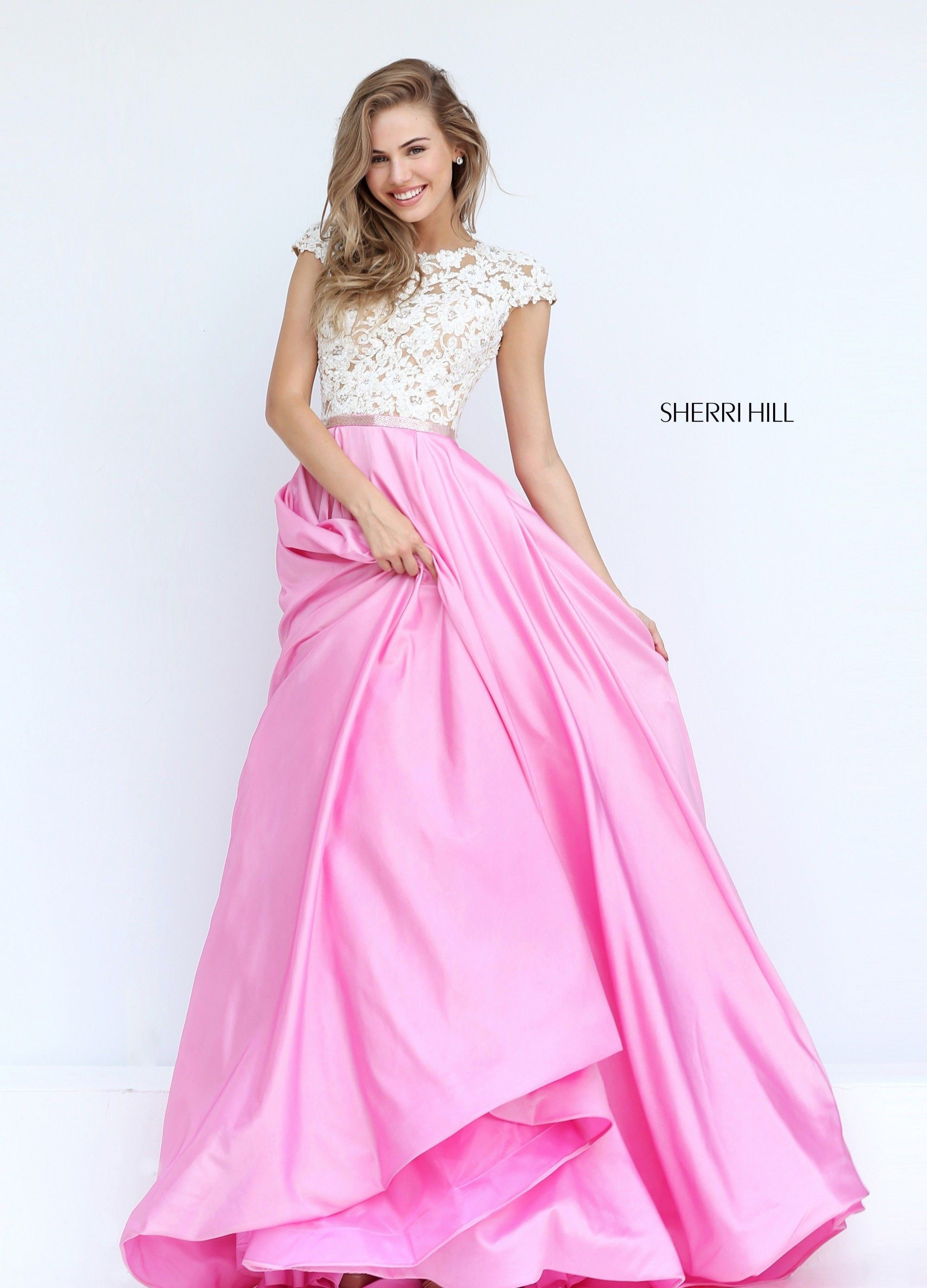 Sherri Hill 50843 Sherri Hill Miss Priss Prom and Pageant store, Lexington,  Kentucky, largest selection of Sherri Hill prom gowns
