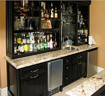 Wet Bars - Are they \'out\'? - Home Decorating & Design Forum ...