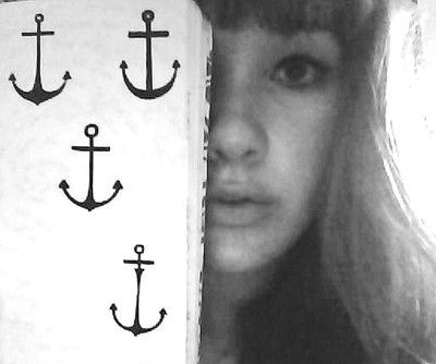my anchor tattoo schetches.