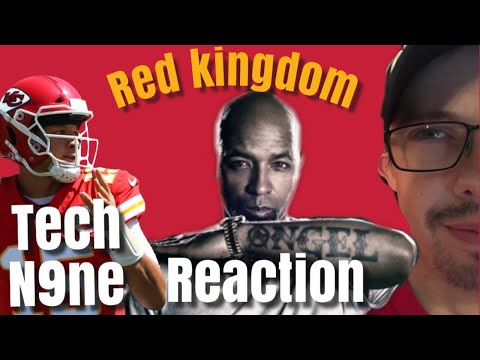 (335) Reaction Video to Red Kingdom By Tech N9ne YouTube