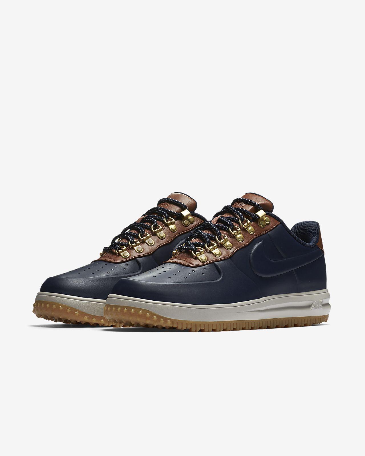 Duck boots, Shoes mens, Nike lunar force