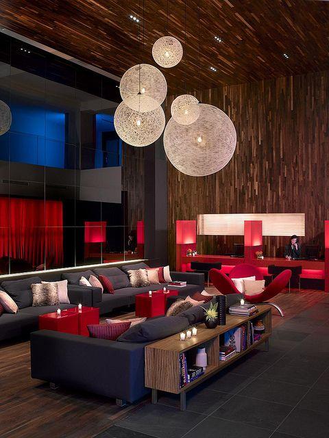 W Montreal The Living Room Easy Install Led Spotlightled E27 Lamp Hotel Hong KongW