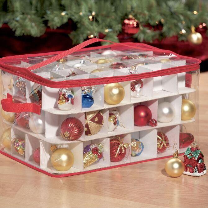 Ornament Storage   Christmas ornament storage, Christmas ...