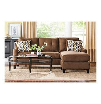 Groovy Hm Richards Espresso Townhouse Sofa Chaise At Herbergers Gmtry Best Dining Table And Chair Ideas Images Gmtryco