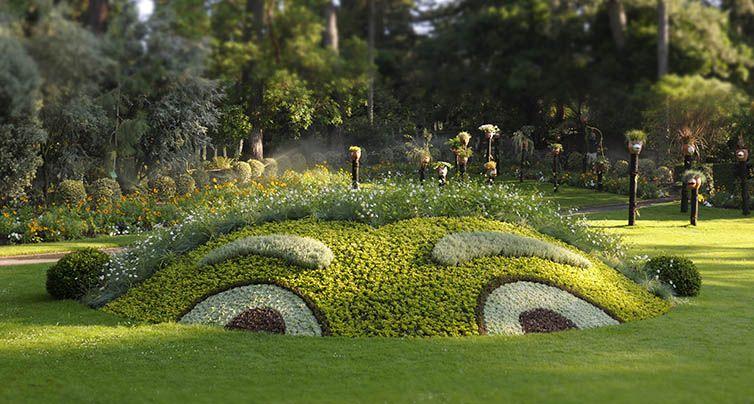 Claude Ponti au Jardin des Plantes | oeuvres d\'art et savoir ...