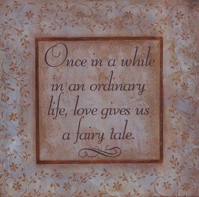 Once In a While Art Print by Jo Moulton
