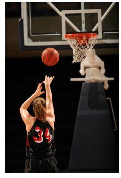 Proper Basketball Shooting Form Basketball Shooting Basketball Workouts Basketball Senior Pictures