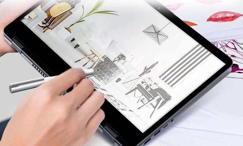 ASUS VivoBook Flip 14 TP410UA-DS71T Convertible Laptop