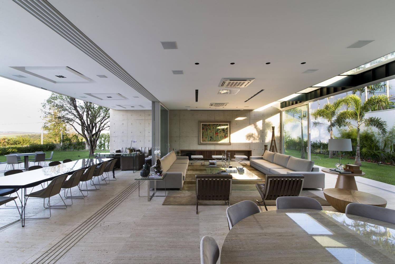 Gulfstream g650 interior bedroom galeria de fmg monte alegre  urbem arquitetura    casa