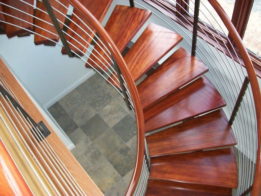 Best Modern Floating Treads With Images Stairs Staircase 400 x 300