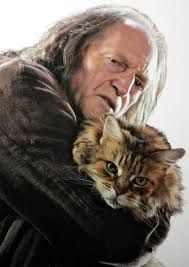 Argus Filch And Mrs Norris Harry Potter Cat Names Cat Names Harry Potter Characters