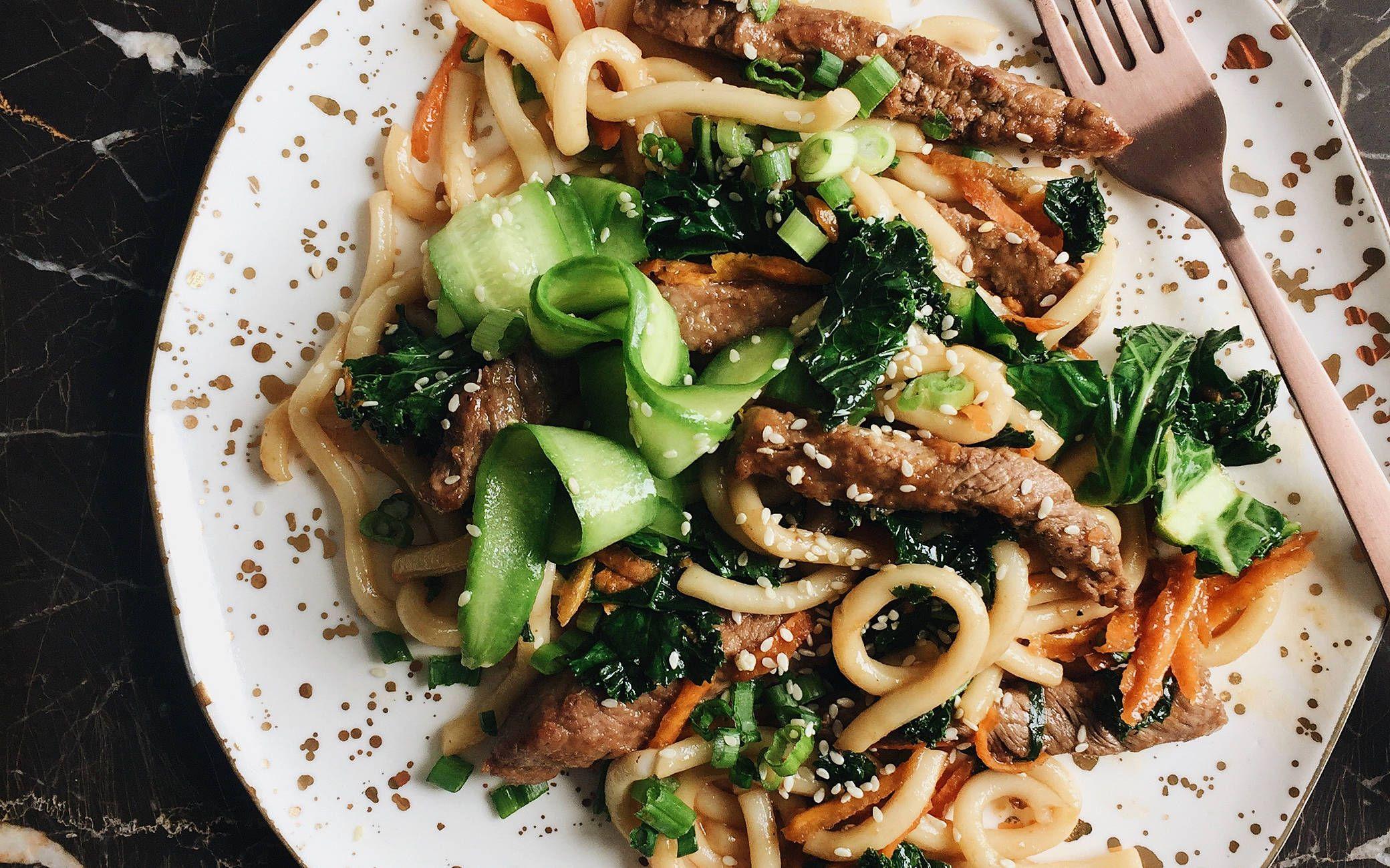 Steak bulgogi | Recipe (With images) | Bulgogi, Fresh food ...