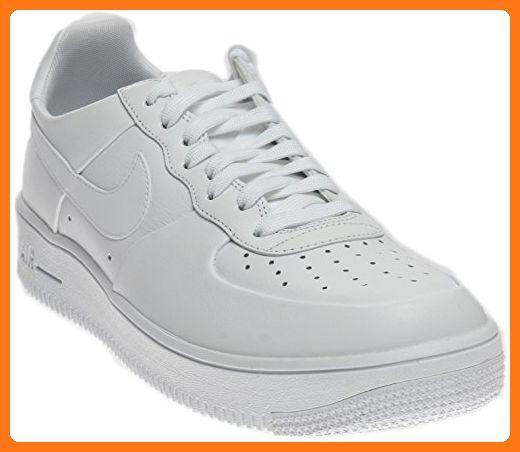 e5c8d39d6d8746 Nike Men s Air Force 1 Ultraforce Leather White White White Basketball Shoe  8 Men US