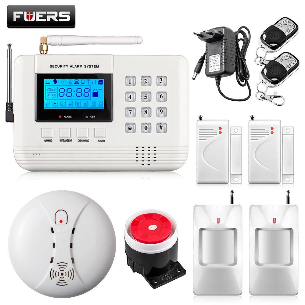 Wonderful Best Price Lcd Keyboard Wireless Home Gsm Pstn Alarm Systems House  Intelligent Auto Dial Burglar Security