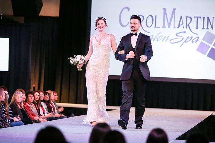 January Akron Bridal Show Fashion Gallery