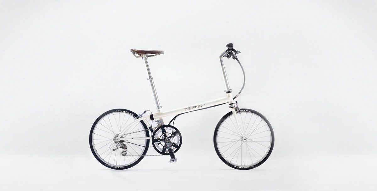 Faltrad Folding Bike Bernds