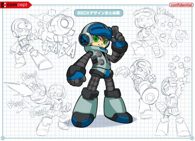 Jogo Mighty #9, do criador do Mega Man, será portado para linux