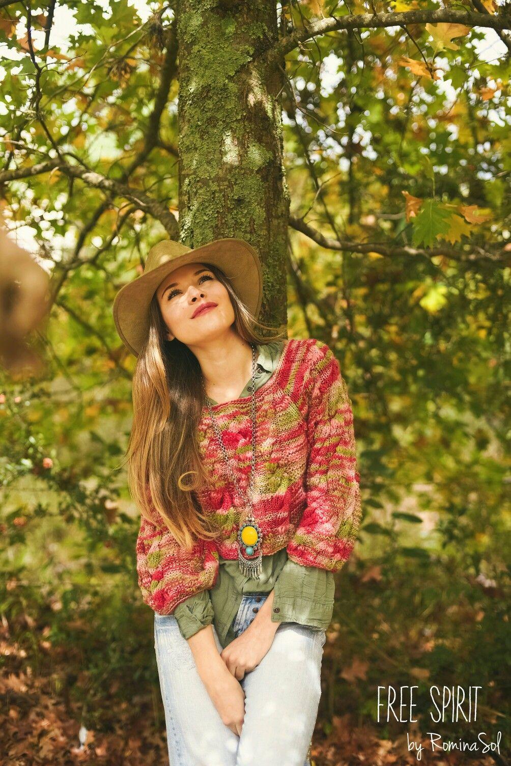 Sweter #hippie #hippiechic #bohemio #bohemian #boho #handmade #hechoamano