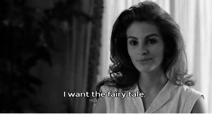julia roberts, quote from pretty woman