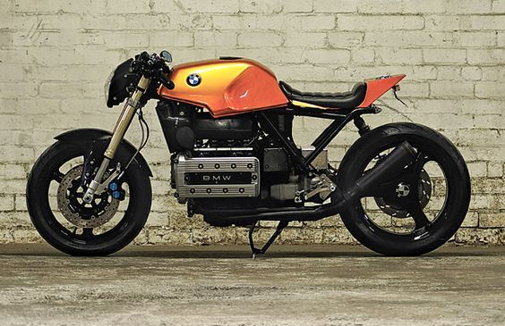 ('84 BMW K100RS – Paul Hutchison) motorcycles, rider, ride, bike, bikes, speed, cafe racer, cafe racers, open road, motorbikes, motorbike, sportster, cycles, cycle, standard, sport, standard naked, hogs, hog #motorcycles