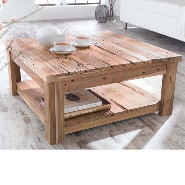 Couchtisch Holz Diy Martinaleo