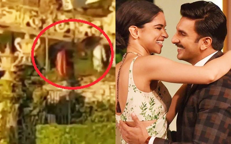 Deepika Padukone Ranveer Singh Wedding Video Of Newlyweds Boarding A Yacht After The Ceremony Deepika Padukone Newlyweds Ranveer Singh