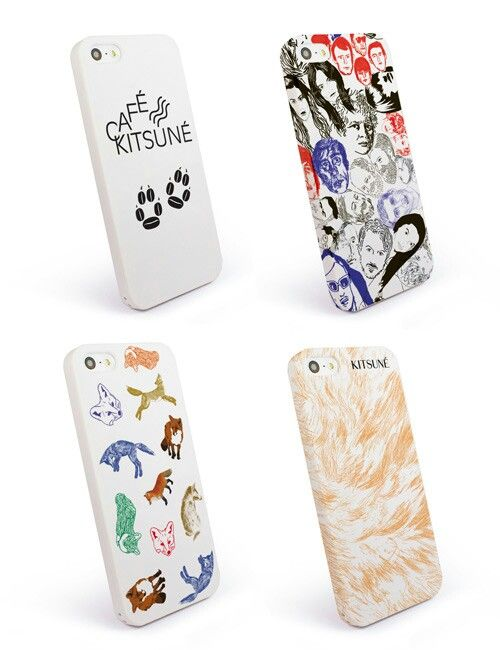 More DIY phone cases from KITUSNÉ!