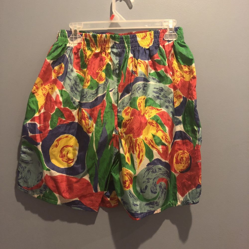 Vintage Puffer Shorts Size L Fashion Clothing Shoes Accessories Mensclothing Coatsjackets Ebay Link Fashion Coats Jackets Vintage Men [ 1000 x 1000 Pixel ]