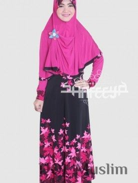 Baju Muslim Bermerk