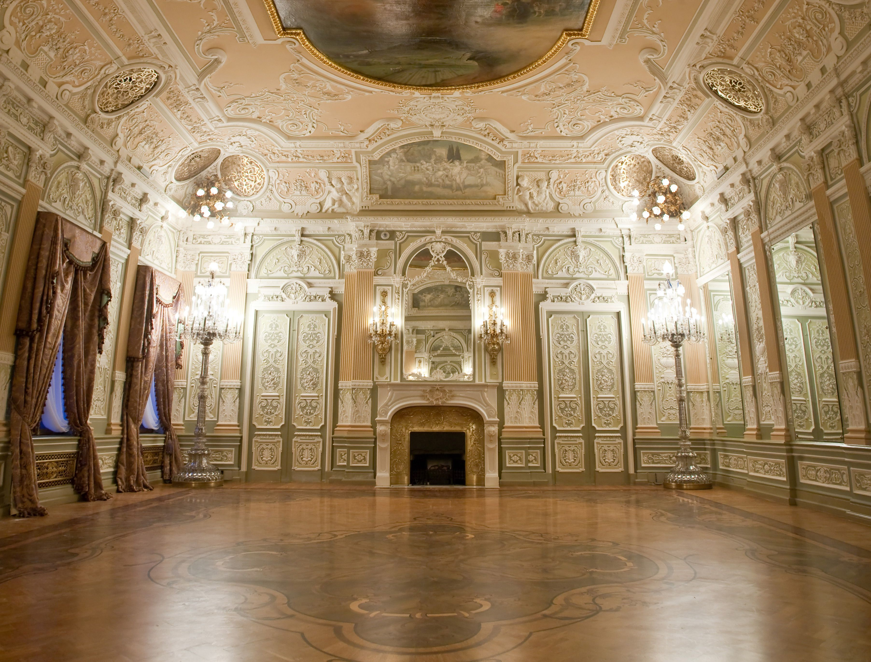 11 best Ballrooms images on Pinterest | Ballrooms, Palaces and Castles